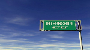 internships for online college